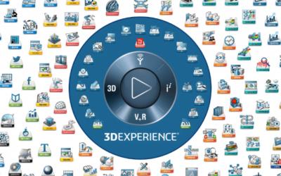 Sunteți utilizatori SOLIDWORKS? Descoperiți platforma 3DEXPERIENCE!